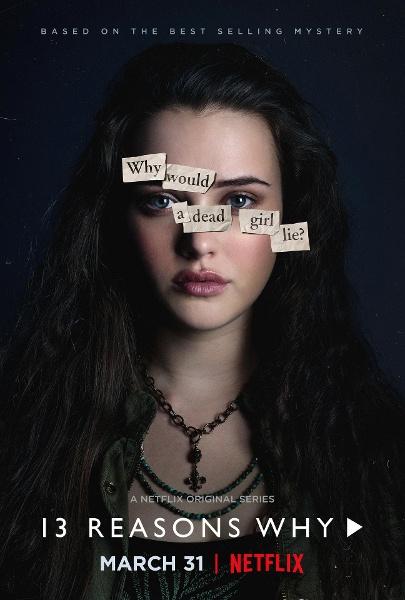 Netflix - Tote Mädchen lügen nicht und ab 18. Mai Staffel 2 kostenfrei