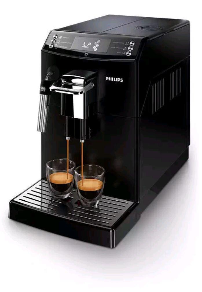 auf Ebay im Angebot PHILIPS 4000 S EP401000 Kaffeevollautomat mit Milchaufschaeumer