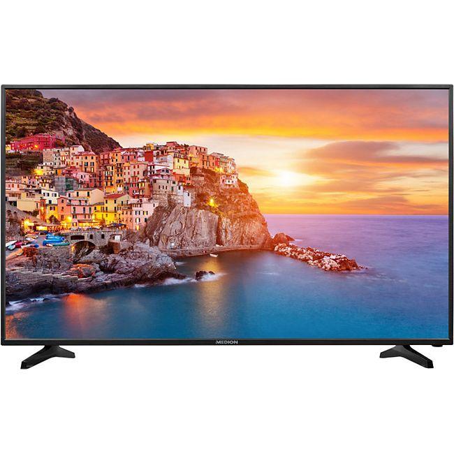 "Medion LIFE P18112 (MD32006) 55"" 4K UHD TV mit Triple-Tuner"