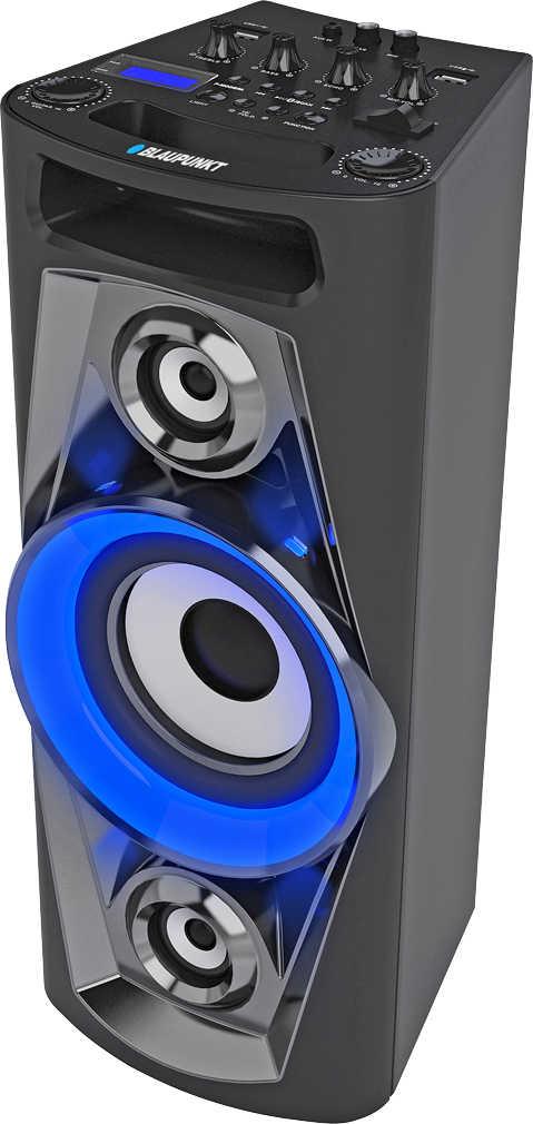 Kaufland (Bundesweit) BLAUPUNKT Bluetooth-Party-Lautsprecher »PSK 1652«