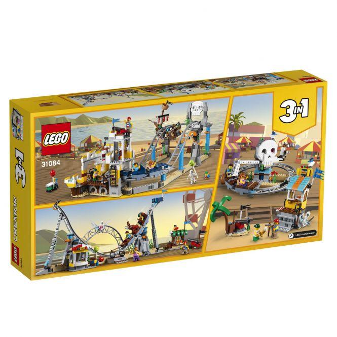 Lego 31084 Piraten Achterbahn gibts bei mifus (rofu) für 59.95€ + 4,95 Versand