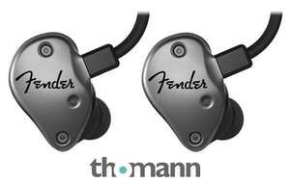 [Thomann] Fender FXA5 Pro - handgefertigte In-Ear Ohrhörer für 149€ statt 221€
