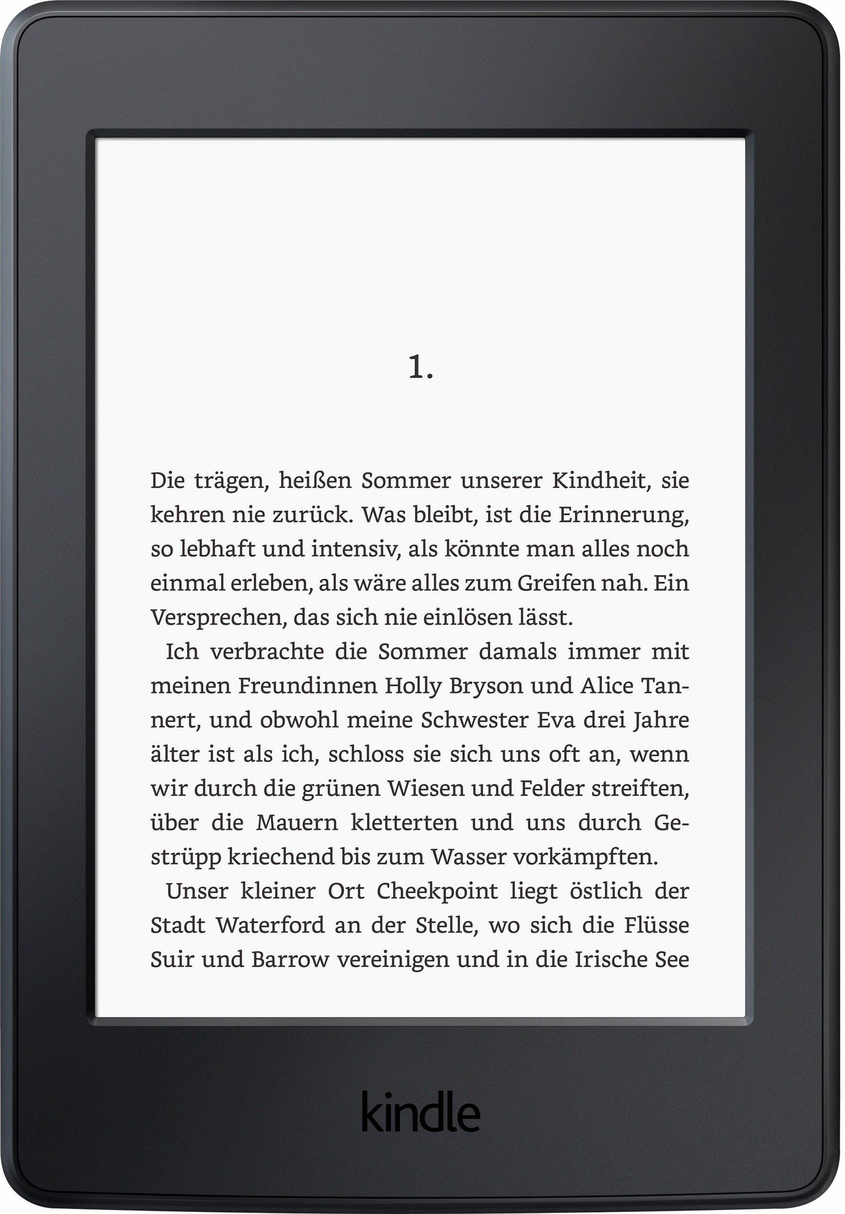 Kindle Paperwhite eBook-Reader in schwarz oder weiß für 80,94€ [Otto]