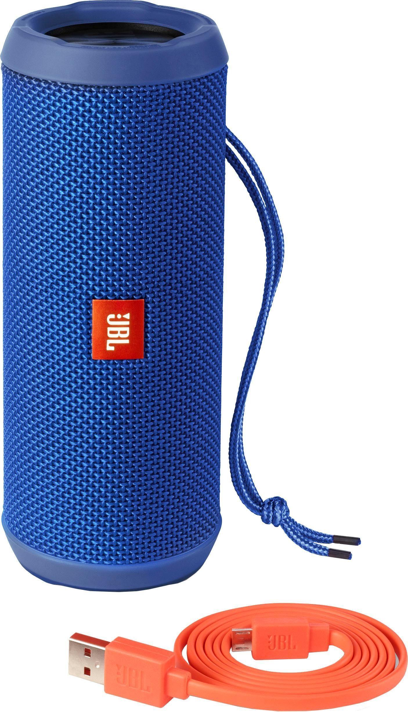 JBL Flip 3 Bluetooth-Lautsprecher in blau für 65,94€ [Otto]
