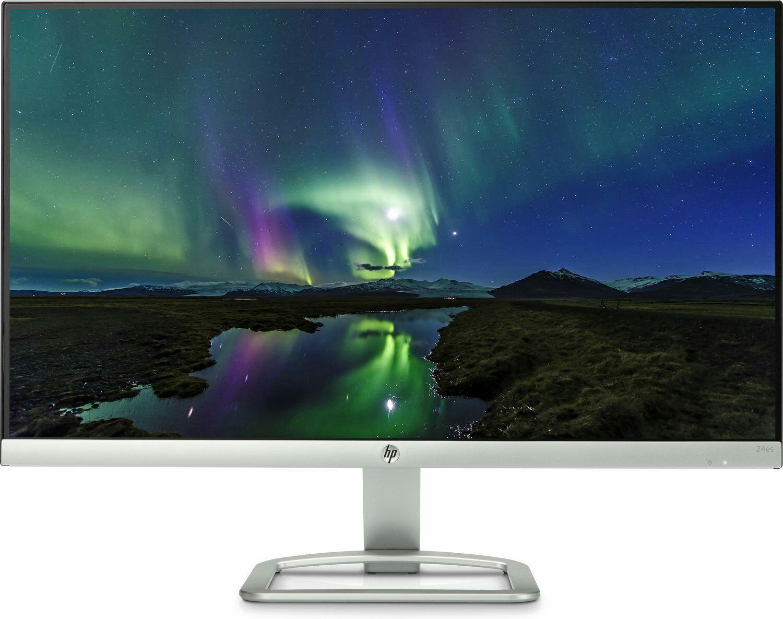 "Monitor 24"" HP 24es - Full HD IPS, HDMI, 7 mm dünn (Amazon.it)"