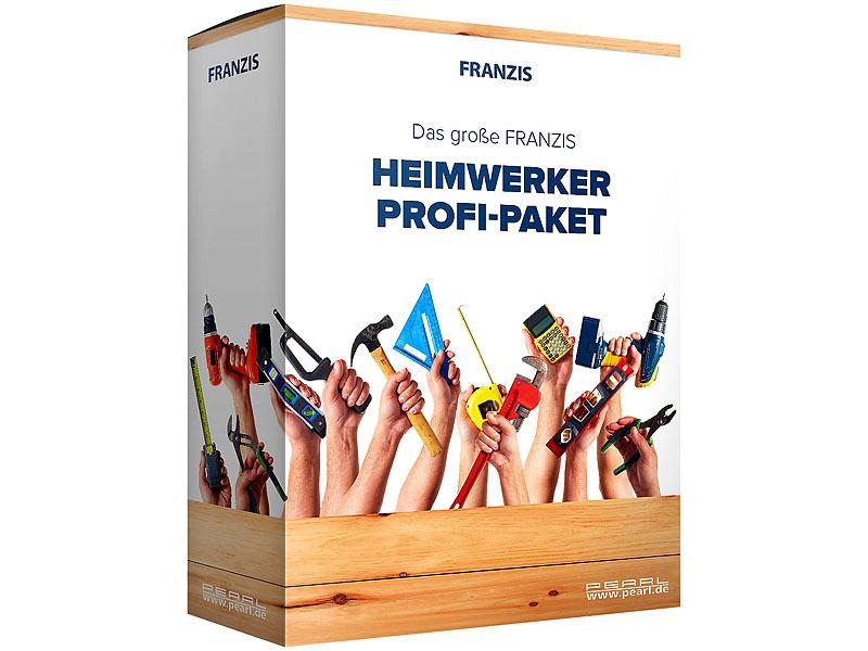 FRANZIS Das große Heimwerker Profi-Paket