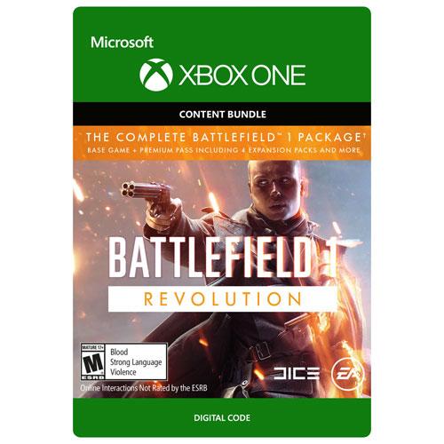 Battlefield 1 Revolution (Xbox One) für 7,40€ (Xbox Store AR VPN Xbox Live Gold)