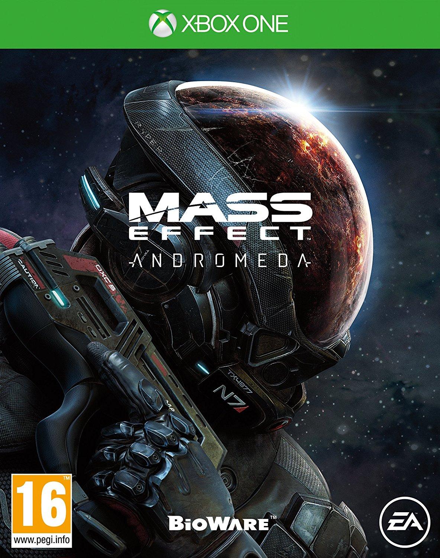 Mass Effect: Andromeda (Xbox One) für 14,87€ (Amazon)