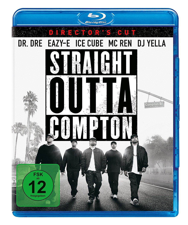 Straight Outta Compton Director's Cut (Blu-ray) für 5,55€ (Dodax)