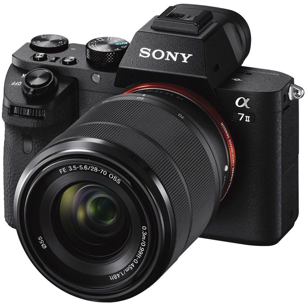 Sony Alpha 7ii inkl. Sel-2080[1399€-100€ direkt abzug]