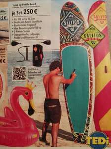 SUP Stand Up Paddle Board Set - tedi