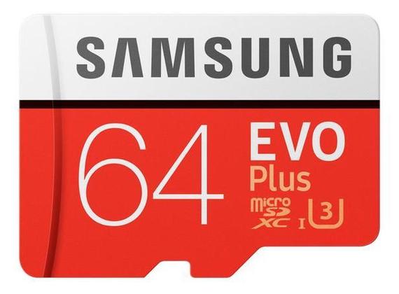 Samsung microSDXC Card Evo Plus 64GB
