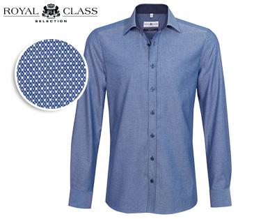 Aldi Süd: ROYAL CLASS® Selection Bodyfit Hemden (Olymp ?) *ab heute*