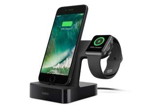 Belkin PowerHouse Ladestation für iPhone + Apple Watch für 64,99€