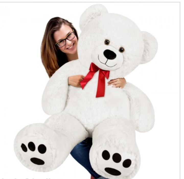Plüschtier Teddy XL