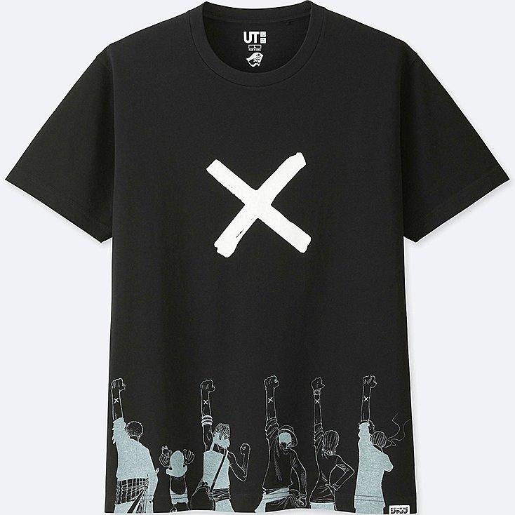 JUMP 50TH ANNIVERSARY. UNIQLO T-Shirt:Ein T-Shirt ist mehr als nur ein T-Shirt.
