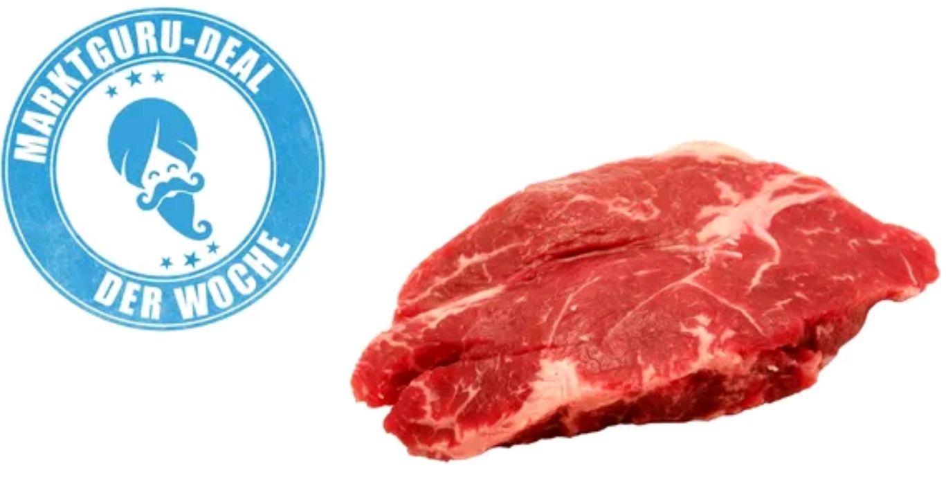 [Marktguru] 40 Cent Cashback auf Steak