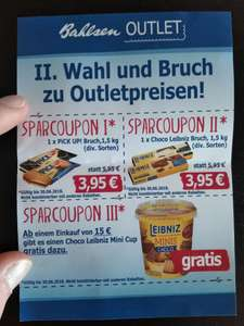 Bahlsen Outlet Sparcoupon