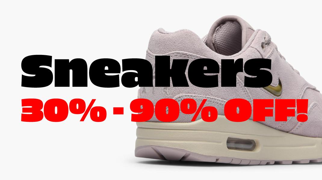 * Update Caliroots Online Sale mit bis zu 90%  Rabatt auf Streetwear & Sneakers, z.B. adidas Superstar W US 5 - 9,5 33€
