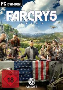 Far Cry 5 (PC Retail) für 37,98€ (Saturn & Media Markt)