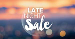 (Lokal WOB) Designeroutlets Late Night Sale 11.05.2018