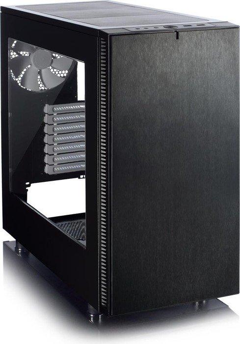 Fractal Design Define S PC-Gehäuse mit Sichtfenster (ATX) für 65€ [NBB]
