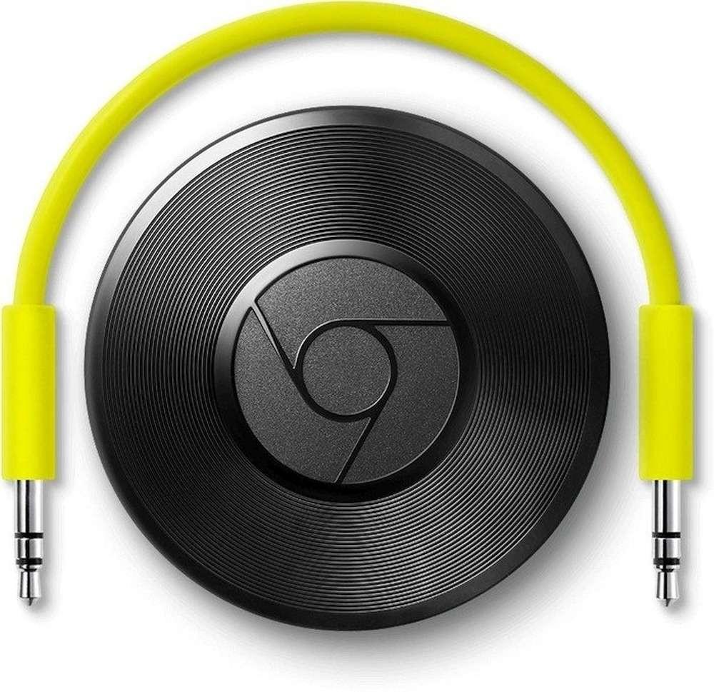 Google Chromecast Audio bei Rakuten mit Masterpass nur 31,25€ (mit Rakuten-Club nur 26,35€)