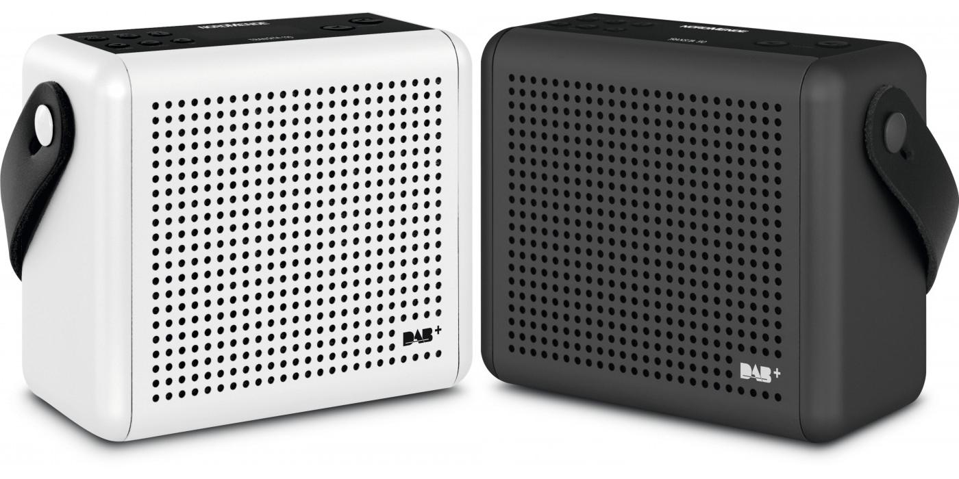 DAB+ Radios 20 oder 30% reduziert bei [TechniSat] z.B. NordMende Transita 110 in schwarz oder weiß für 48,99€