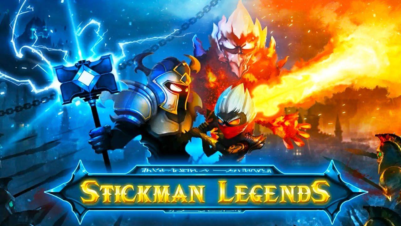 Stickman Legends: Shadow Wars [Gratis für Android]