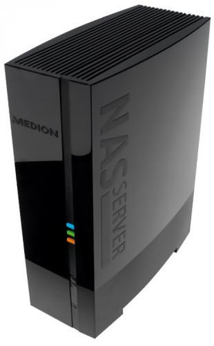NAS-System mit 1TB: Medion Life P89625 (MD 86517) bei Aldi-Süd und Hofer