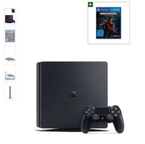 Playstation 4 Slim 500GB + Uncharted: The Lost Legacy bei Brands4Friends