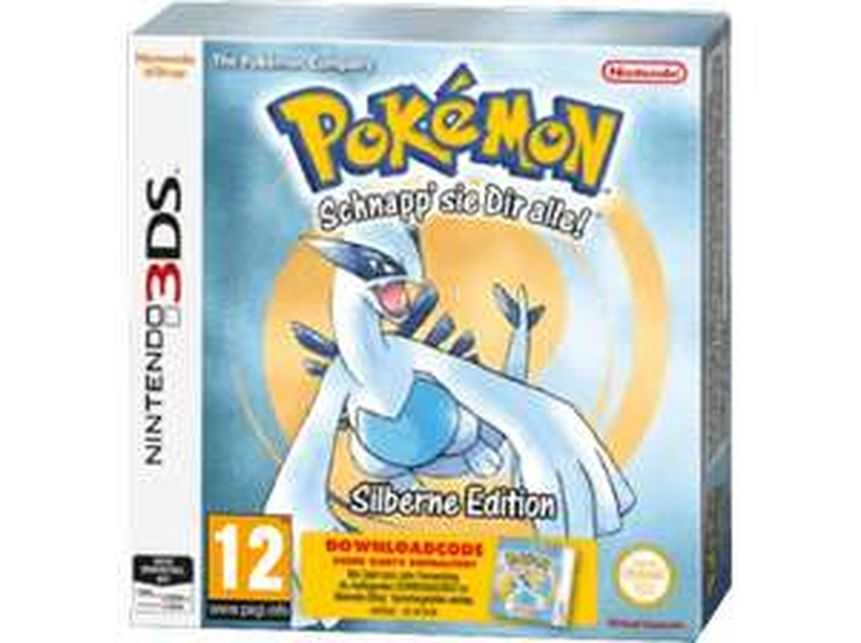 Pokémon: Silber Version (3DS) inkl. Versand (Downloadcode)
