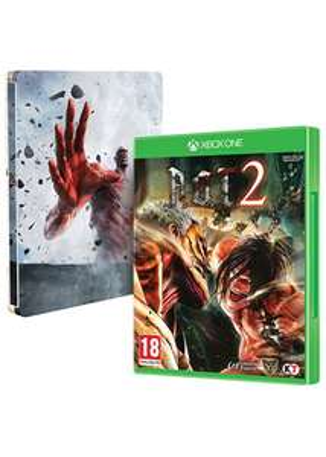 Attack on Titan 2 inkl. Steelbook (Xbox One & PS4) für je 35,55€ & (Switch) für 40,14€ (Base.com)