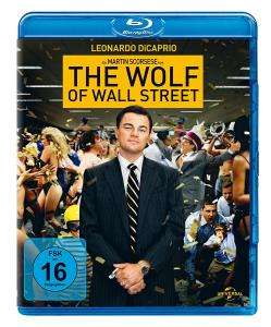 The Wolf of Wall Street (Blu-ray) für 4,75€ (Dodax)