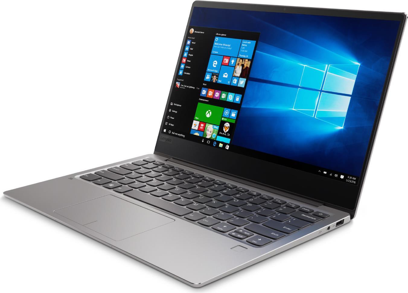 "[NBB] Lenovo 720S-13ARR 81BR002HGE 13.3"" Full HD IPS, Ryzen 5 2500U, 8GB, 512GB SSD, Win 10"