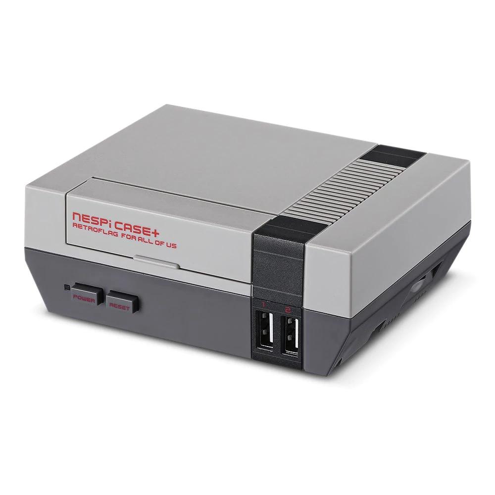 NESPi+ Gehäuse für Raspberry Pi im NES-Look für 10,53€ [Roségal] & SNESPi-Gehäuse im SNES-Look für 7,56€ [Aliexpress]