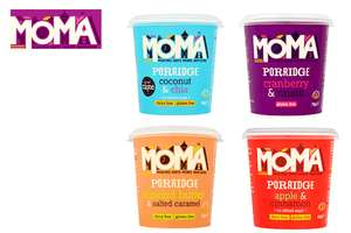 [Scondoo] 1x100% Cashback auf Moma Porridge