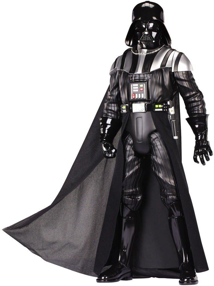 [Egelsbach] Star Wars VIII First Order Stormtrooper Actionfigur oder Darth Vader (Jakks Pacific 36989 / 71464 ; 45-50cm) für 10€ [Rewe Center]