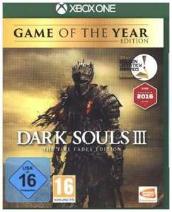 Dark Souls 3 The Fire Fades - Game of the Year Edition (Xbox One)