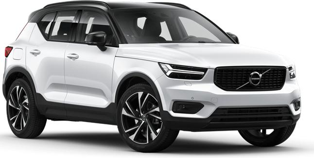 Nur für Gewerbetreibende: Volvo XC40 T3 Leasing / 24 Monate / 10tsd-Km/Jahr / 159,- EUR netto/Monat (189,21 EUR brutto) bei Vehiculum
