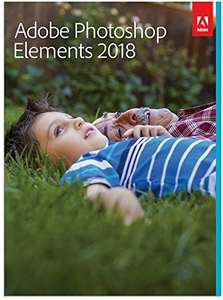 Adobe Photoshop Elements 2018 Standard | PC/Mac | Disc