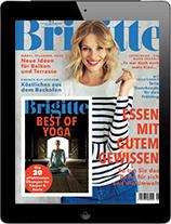 """""""Brigitte"""" E-Paper Jahresabo (26 Ausgaben)"""