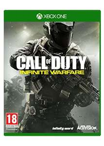 Call of Duty: Infinite Warfare (Xbox One) für 10,36€ (Base.vom)