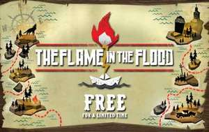 The Flame in the Flood kostenlos [Steam] [Humble Store]