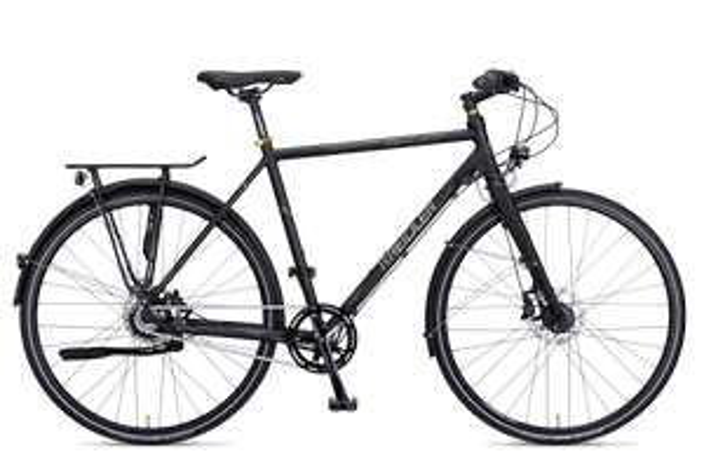KREIDLER Raise RT9 Light - Rohloff Trekkingrad zu unschlagbarem Preis.