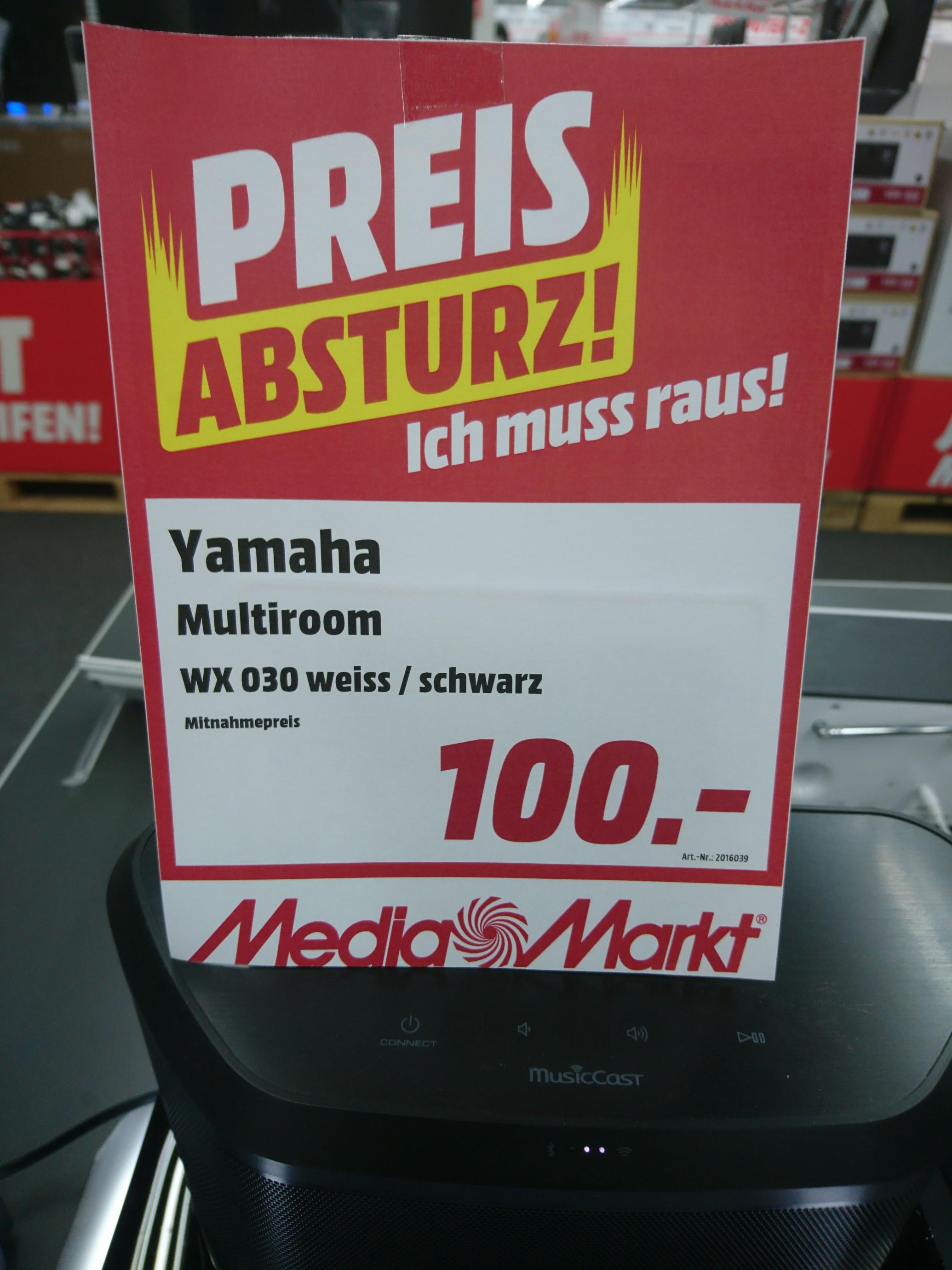 Lokal Dorsten Media Markt: Yamaha WX 30