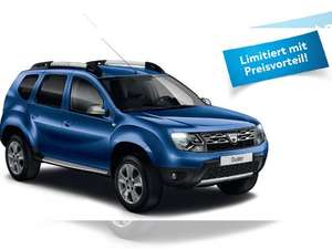 Dacia Duster Final Edition SCE 115 2WD als Privatkundenleasing Angebot 130,71 € brutto im Monat