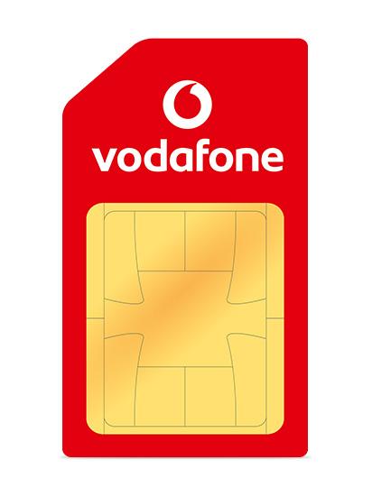 Vodafone Smart XL - 11 GB LTE ALLNET FLAT für eff. 19,99 EUR/Monat (Durch Cashback)