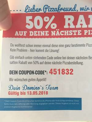 Dominos Hannover