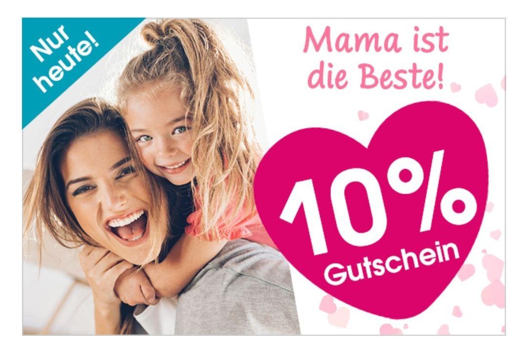 10% Muttertags Rabatt bei babymarkt.de